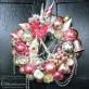 %22Pink Parfait,%22 Mariah Carey's Wreath - Version 3