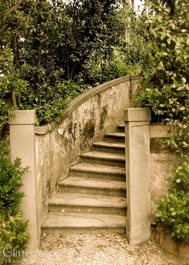 Boboli Steps