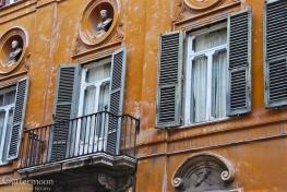 Roman Balcony
